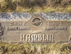 Gladys Sarah <I>Lane</I> Hamblin