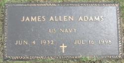 James Allen Adams