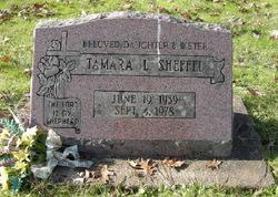 Tamara Lynn Sheffel