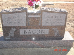 Helen Marie <I>Brown</I> Bacon