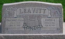 Margaret Nyda Leavitt