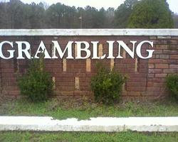 Grambling Memorial Garden