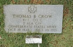 Thomas B Crow