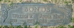Anna Maud <I>Willson</I> Bonds