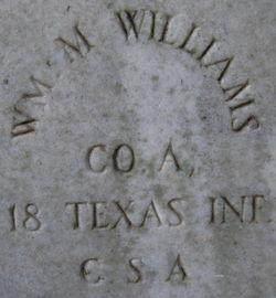 William M Williams