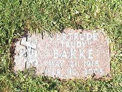 "Gertrude Mae ""Trudy"" <I>Lemieux</I> Bakke"