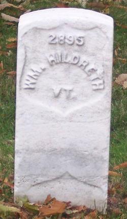 William Hildreth