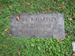 Alice <I>Bowole</I> Hartley