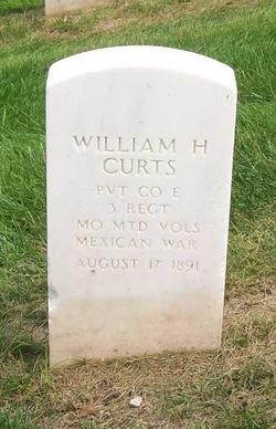 William H Curts