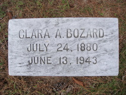 Clara A. Bozard