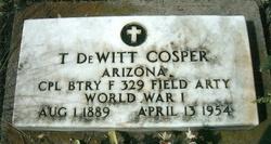 Toles DeWitt Cosper