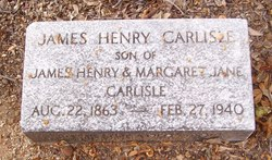 James Henry Carlisle