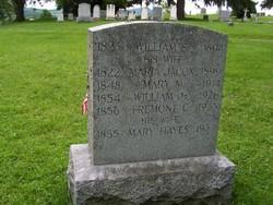 William Fisher Sr.