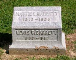 Lewis C Barrett