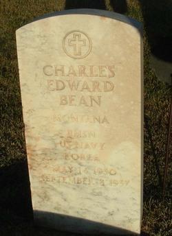 """Charles Edward """"Chuck"""" Bean"""