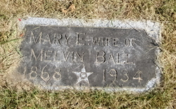 Mary Elinor <I>Kahl</I> Ball