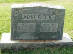 """Mary Ila """"Ilar"""" Arrowood"""