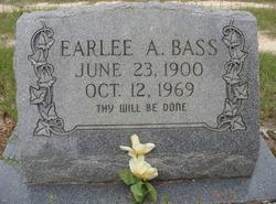 Earlee A Bass