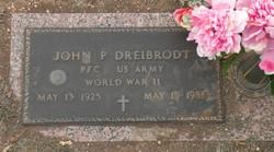 John Phillip Dreibrodt, Sr