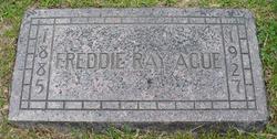 Freddy Ray Ague