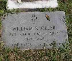 William Rilegh Oller