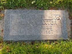 Julia Mary <I>Strong</I> Baxter
