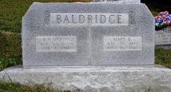 Mary Elizabeth <I>Music</I> Baldridge