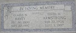 Edith Winifred <I>McVay</I> Armstrong