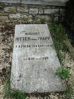 CDR August Ritter Von Trapp