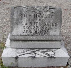 Ruth Hawley Bates