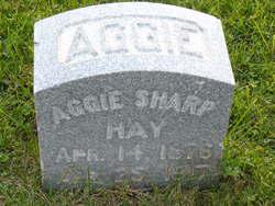 "Agnes ""Aggie"" <I>Sharp</I> Hay"