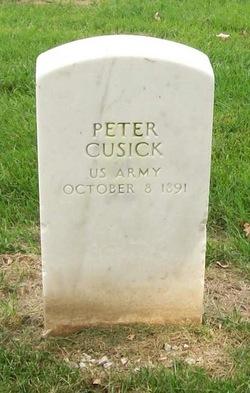 Peter Cusick