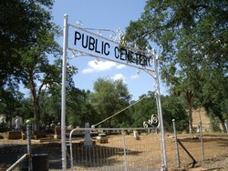 Coulterville Public Cemetery