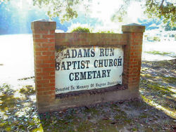 Adams Run Baptist Church Cemetery