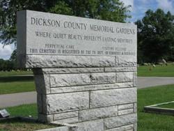 Dickson County Memorial Gardens