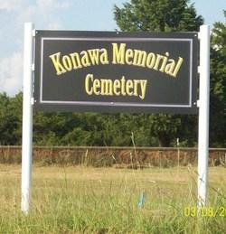 Konawa Memorial Cemetery