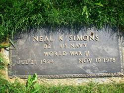 Neal K Simons