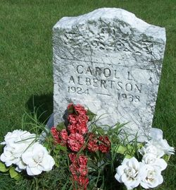 Carol Albertson