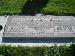Lynn Samuel Simons