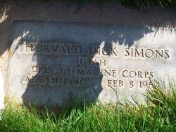 Thorvald Dick Simons