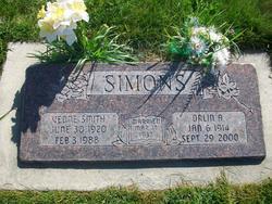 Veone S <I>Smith</I> Simons