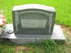 Sarah E. Cook