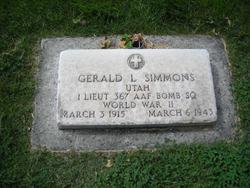 Gerald L Simmons