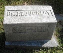 Dr Jacob Thompson Buckley