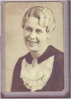 Blanche Mary <I>Shields</I> Bennett
