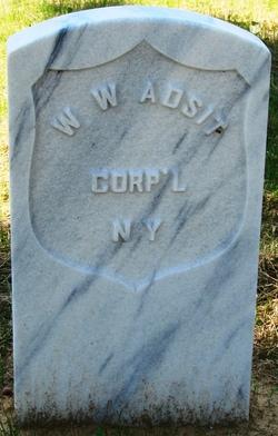 CPL William W. Adsit
