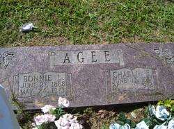 Bonnie Lee <I>McCartney</I> Agee