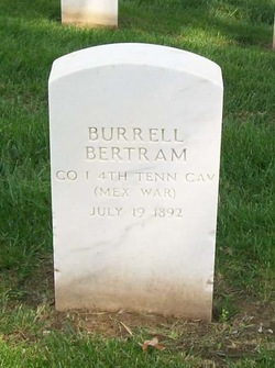 Burrell Bertram