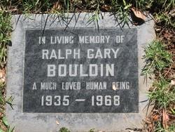 Ralph Gary Bouldin