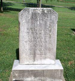 Martha J. Blackwell
